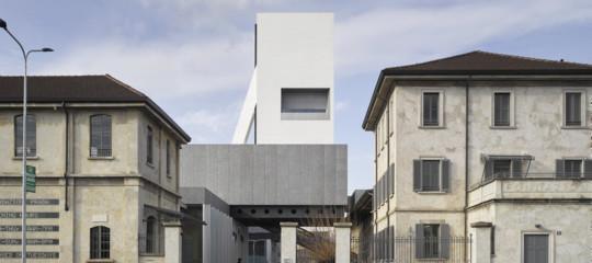 Il vetro cemento può essere glamour:ecco TorrePrada, a Milano