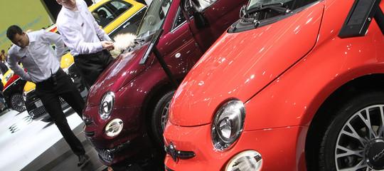 Auto: -1,42% immatricolazioni a febbraio, Fca-10,8%