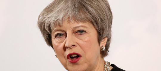 Brexit,May:stop giurisdizione Corte Europea, nessun passo indietro sul Nord Irlanda