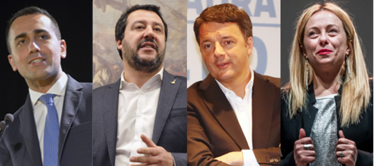 La presentazione dei ministri di Di Maio è stata vista da 1,5 milioni di persone