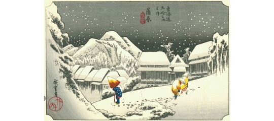 L'artista che coloravai sogni della borghesia giapponese