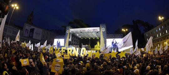 Elezioni: Di Maio, finisce l'era dell'opposizione inizia quella del governo