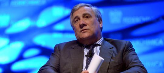 Elezioni: Tajani, sono a disposizione della mia Patria