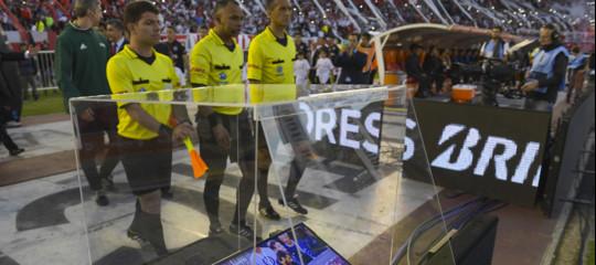 Calcio: via libera alla Varai Mondiali di Russia del 2018
