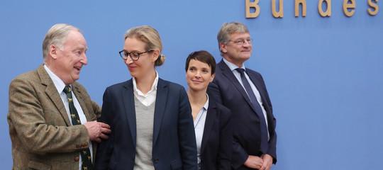 Cosa significa per la Germania averel'estremadestracome prima forza di opposizione