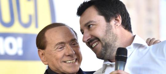Tra Forza Italia e Lega il derby a destra resta apertissimo