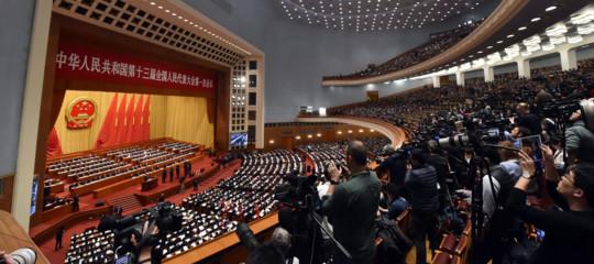 Cina Assemblea Nazionale del Popolo breviario