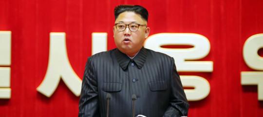 """KimJong-un """"soddisfatto"""" dall'incontro con gli inviati di Seul"""