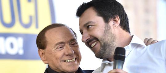 Cosa si sono detti Salvini e Berlusconi ad Arcore