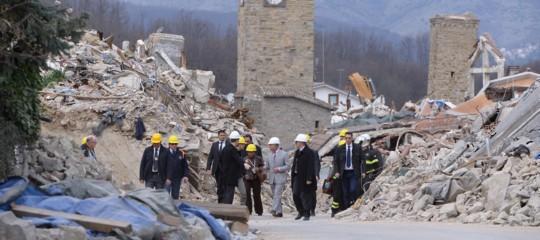 Aree terremotate, cos'è e come funziona il 'sisma bonus'