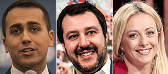 Quale partitoè cresciuto di più in questeelezioni?