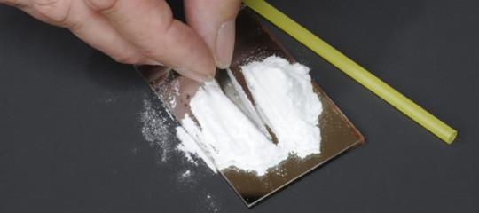 Cocaina nei salotti e nei locali della 'Roma bene', 21 arresti