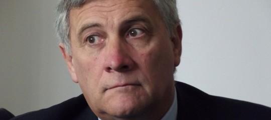 Tajani: intendo continuare a presiedere il Parlamento europeo