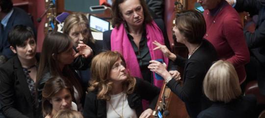 IlRosatellumè riuscito (almeno) a portare più donne in Parlamento?