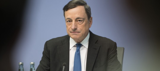 Dazi: allarme Draghi, rischi per la crescita europea
