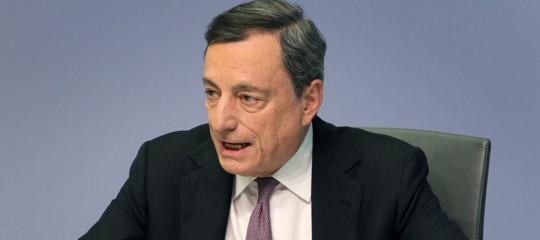 """Elezioni: Draghi, """"Protratta instabilità può minare la fiducia"""""""