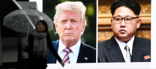 Coree: entro maggio storico vertice fra Trump e Kim
