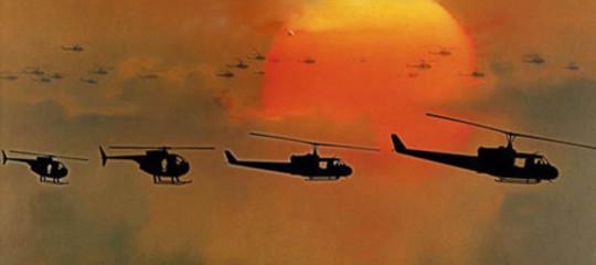 La Cavalcata delle Valchirie in volo? Un filmino nazista precedette Coppola