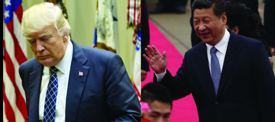 Xi ha chiamatoTrumpperspronarlo a parlare conKimal più presto