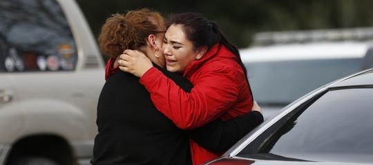 Usa: morte le tre donne in ostaggio in un ospizio militare, ucciso il sequestratore