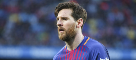 Calcio: Lionel Messi papà per la terza volta