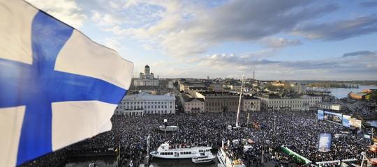 Un anno fa in Finlandia è stato introdotto il reddito di cittadinanza. Come sta andando?