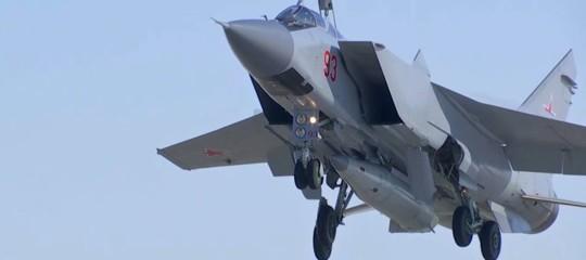 Russia:testato con successo missile ipersonico'invulnerabile'