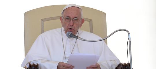 Papa: rifiutare egoismo e corruzione