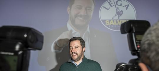 Salvini: presidenze Camere a chi ha vinto le elezioni