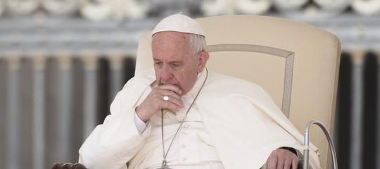 Migranti: Papa, paura dello straniero può contagiare cristiani