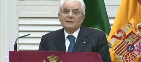 Mattarella: serve corresponsabilità senza egoismi; ho fiducia nel Paese