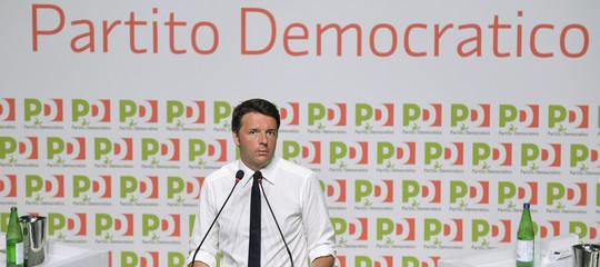 Cos'è il 'parlamentinodem' e come verrà deciso ildopo-Renzi