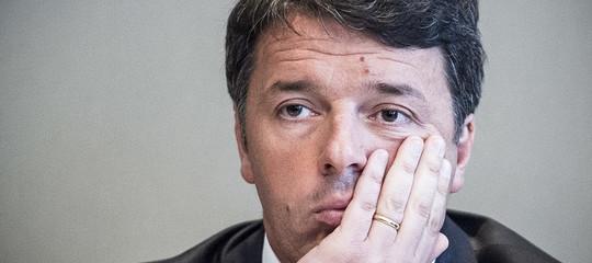 Pd: Renzi, mi dimetto ma non mollo