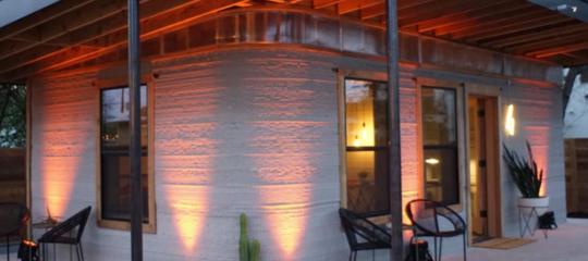 Queste case stampate in 3D si costruiscono in 24 ore e costano 3,5 mila dollari