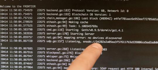 Perché in Sardegna abbiamo creato una scuola per studiareBitcoine la Blockchain
