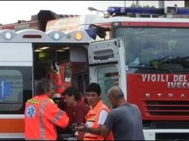 Incendio divampa in un appartamento a Bari. Muore 53enne, 3 feriti