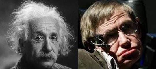 Hawking ci lascia nel giorno in cui nacque Einstein
