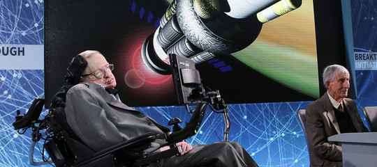 Addio a Stephen Hawking, aveva 76 anni