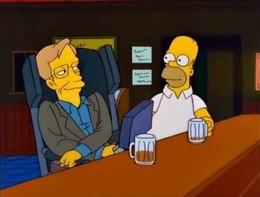 Le voltecheStephen Hawking è stato una star della tv
