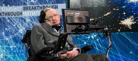 Breve storia del software che leggeva nel pensiero di Hawking e lo faceva parlare