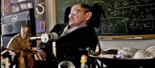 """Quando Hawking disse ai cinesi: """"Migriamo versoun altro pianeta"""""""