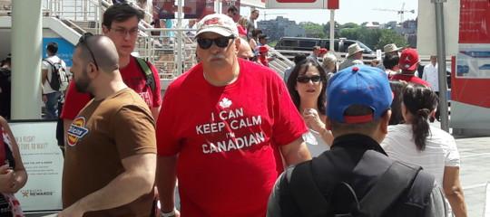 Tutti in Canada, il Paese dove protestano per gli aumenti di stipendio