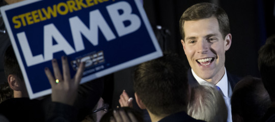 Cosa significa perTrumpla vittoria di un oscuro democratico inPennsylvania