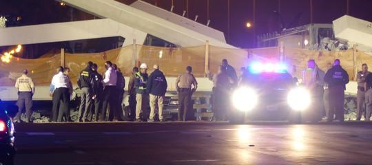 La tragica beffa del ponte diMiami, costruito per salvare i pedoni
