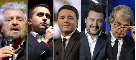 quanto guadagnano i politici italiani tutti i redditi del