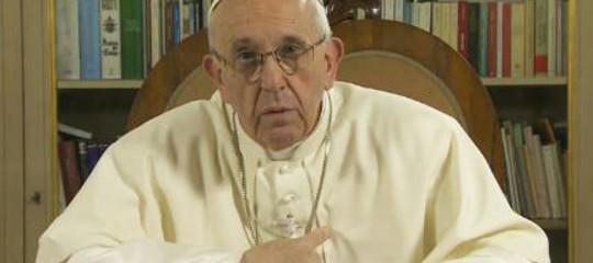Papa nei luoghi di Padre Pio: arrivo a Pietrelcina, pellegrini in attesa dalla notte