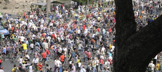 Cos'èBicifestazione, il movimento che vuole più gente sui pedali in città
