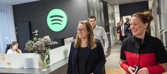 Perché quella di Spotifysarà la quotazione dell'anno tra i 'tecnologici'