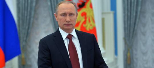 Russia: prime proiezioni, Putin rieletto con il 72%