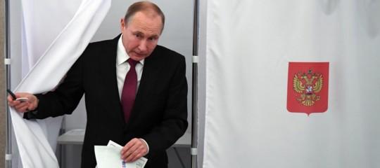 Perché i russi hanno dato aPutinil più forte mandato di sempre